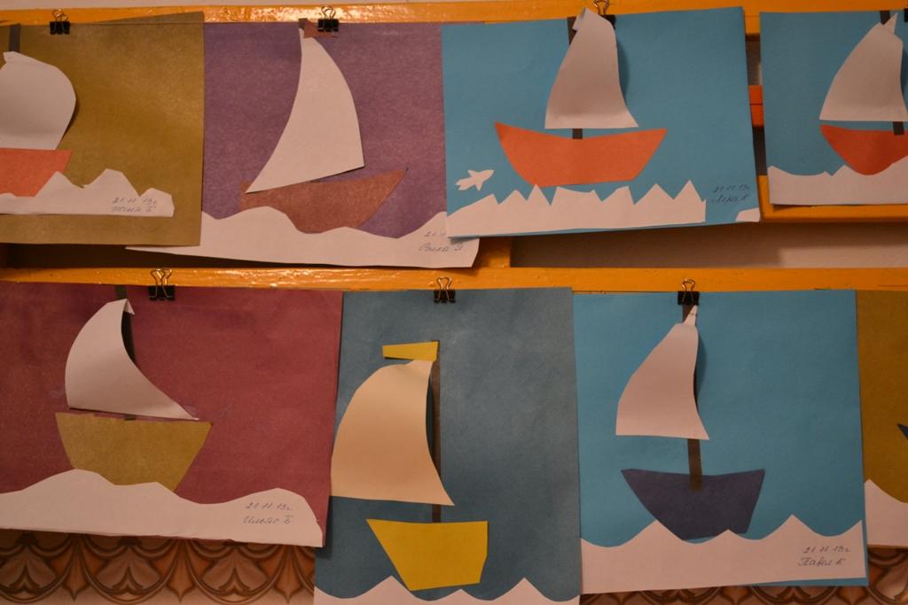 Кораблики поделки с детьми